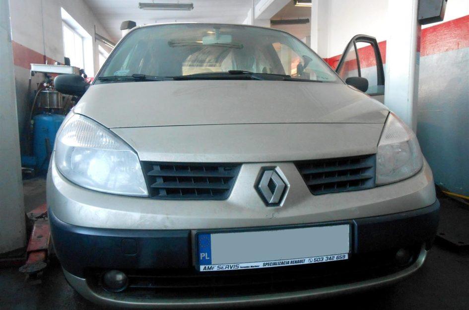 Renault Megane Scenic 1.6 2006r LPG