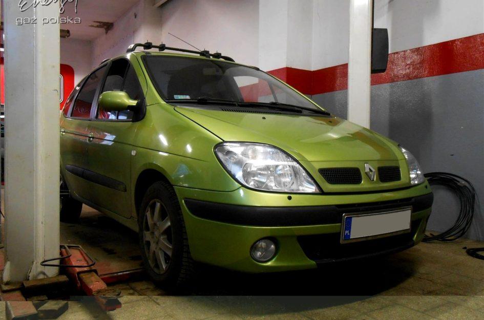 Renault Megane Scenic 1.6 2000r LPG