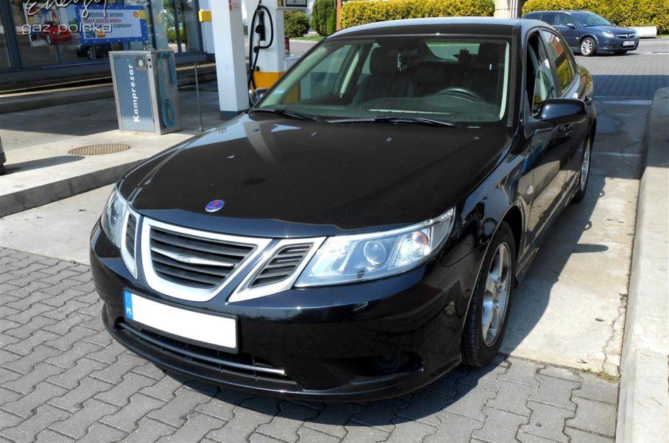 Saab 9-3 1.8 2008r LPG