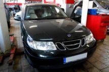Saab 9-5 2.0T 2003r LPG