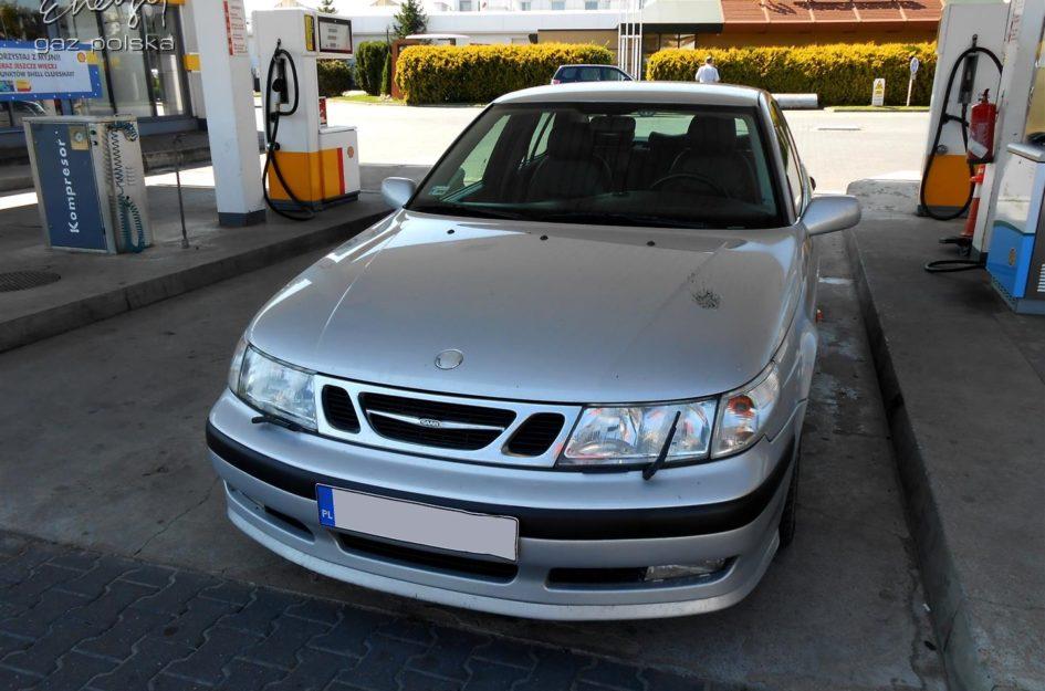 Saab 9-5 2.3T 1999r LPG