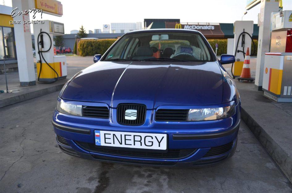 Seat Leon 1.4 2001r LPG