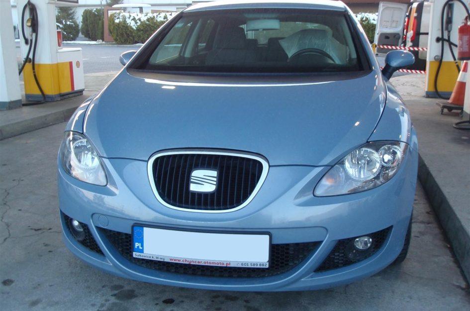 Seat Leon 1.6 2005r LPG