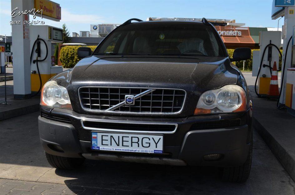 Volvo XC90 4.4 V8 2005r LPG