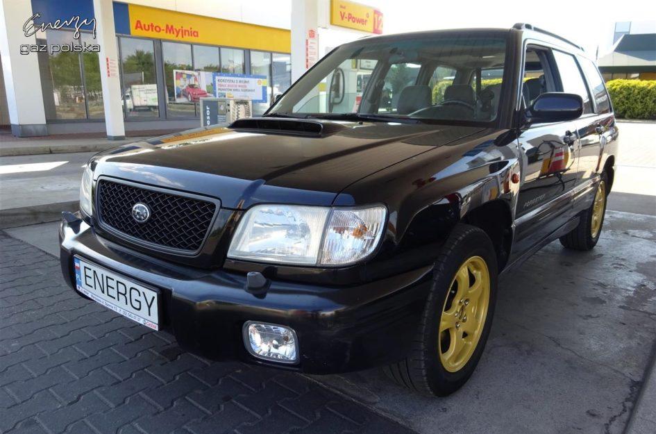 Subaru Forester 2.0 2001r LPG