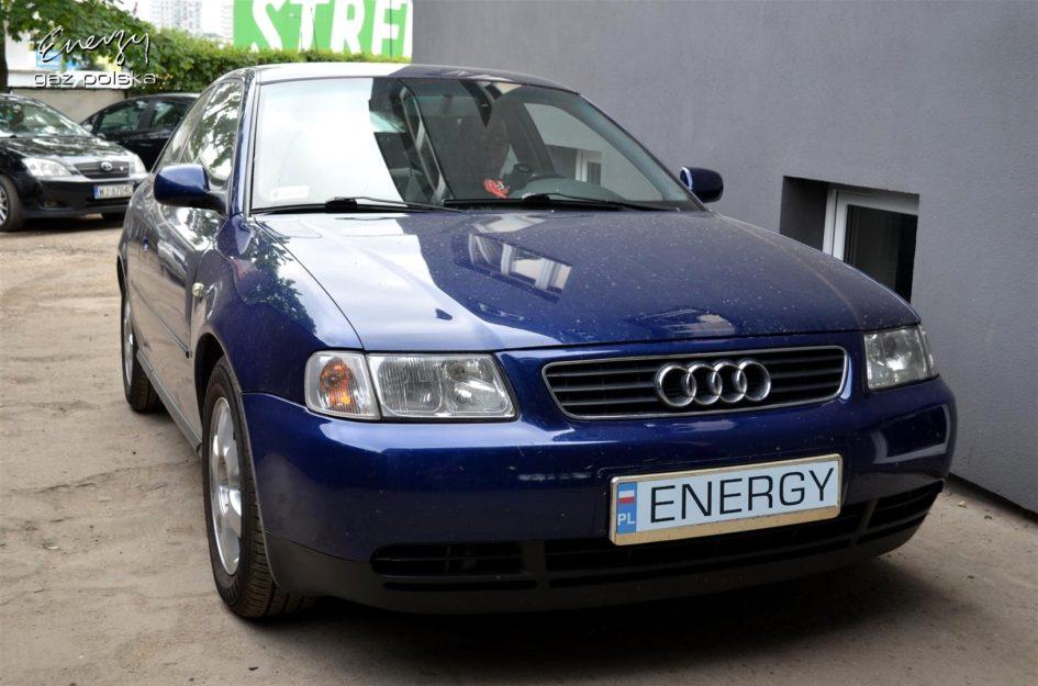 Audi A3 1.6 1998r LPG