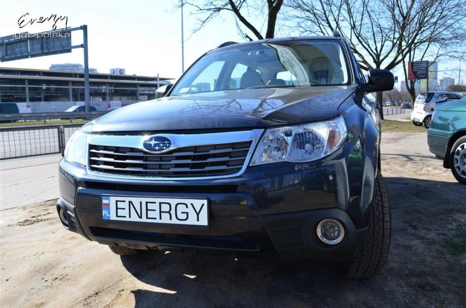 Subaru Forester 2.5 2010r LPG
