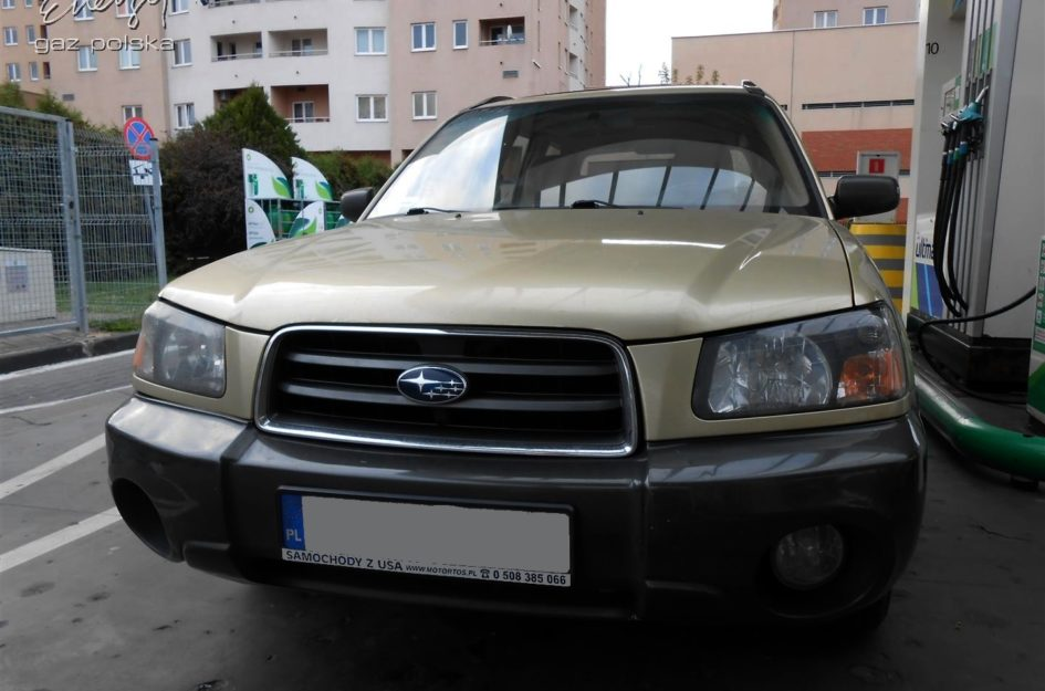 Subaru Forester 2.5 2006r LPG