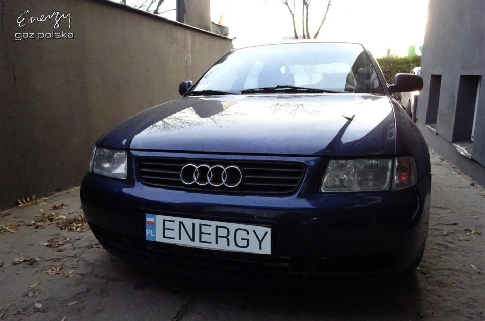 Audi A3 1.8T 1997r LPG