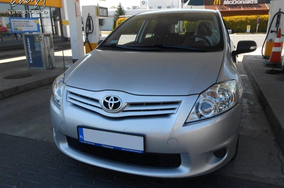 Toyota Auris 1.6 2010r LPG