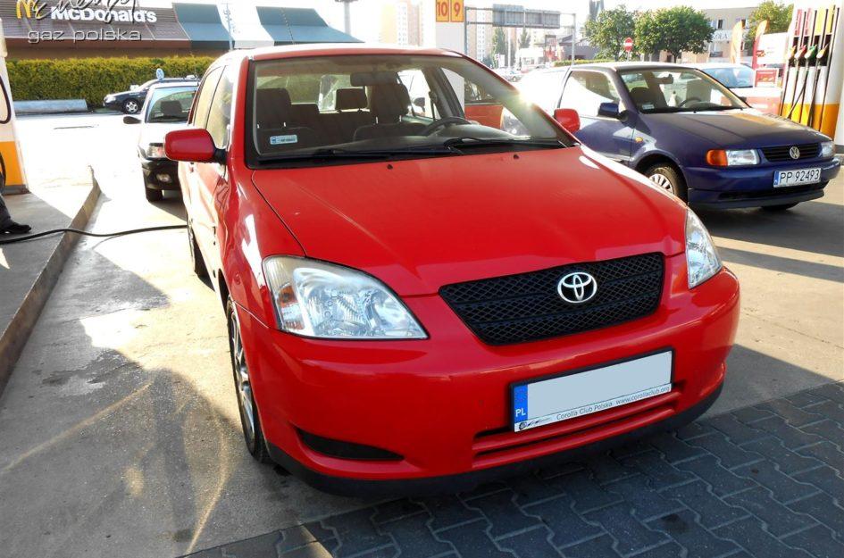 Toyota Corolla 1.4 2003r LPG