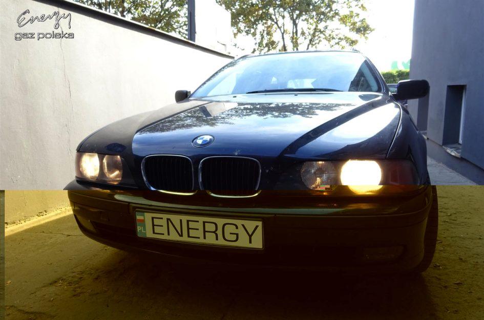 BMW 528 2.8 1998r LPG
