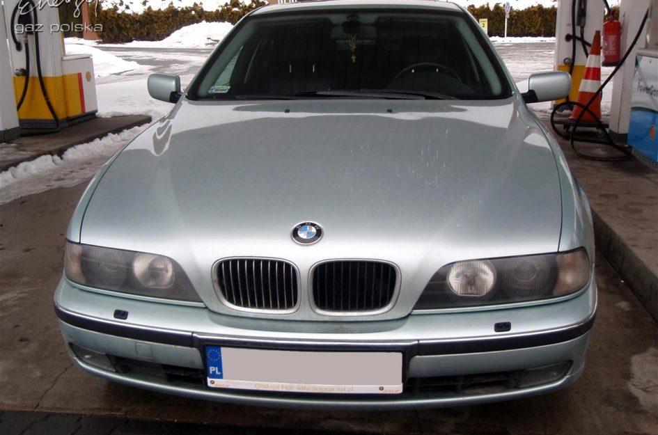 BMW 540i 4.4 V8 1998r LPG