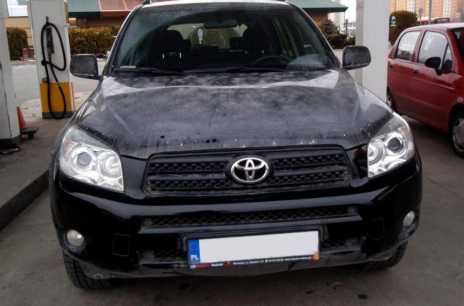 Toyota Rav4 2.0 2006r LPG