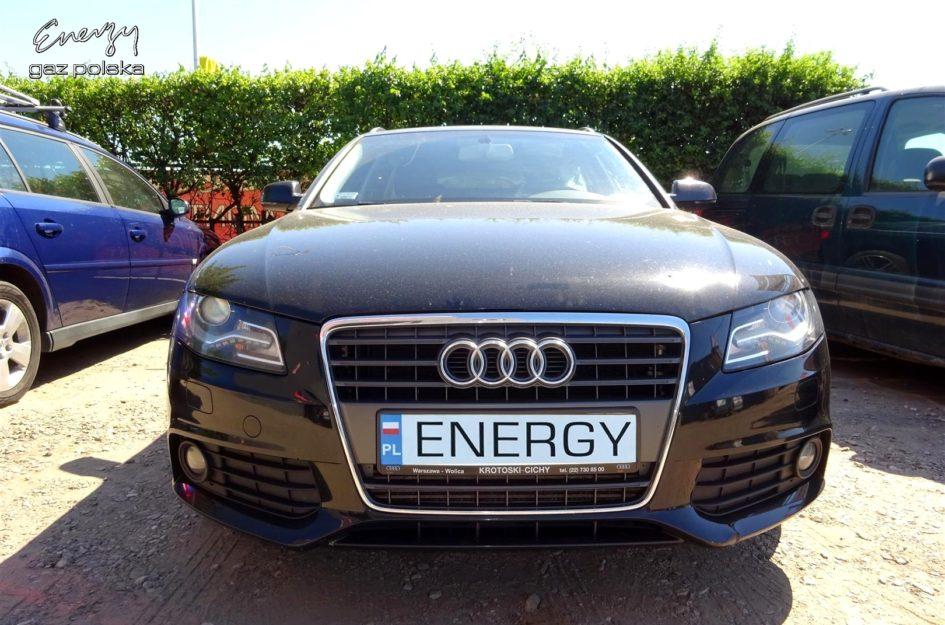 Audi A4 1.8 TFSI 2011r LPG