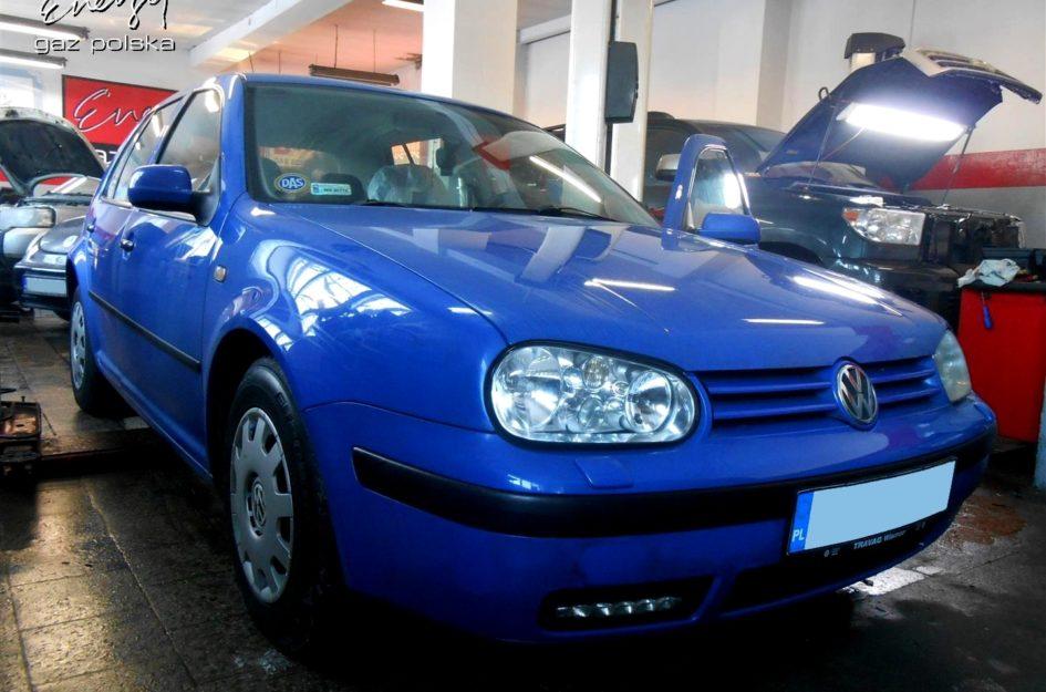 Volkswagen Golf 1.4 1999r LPG