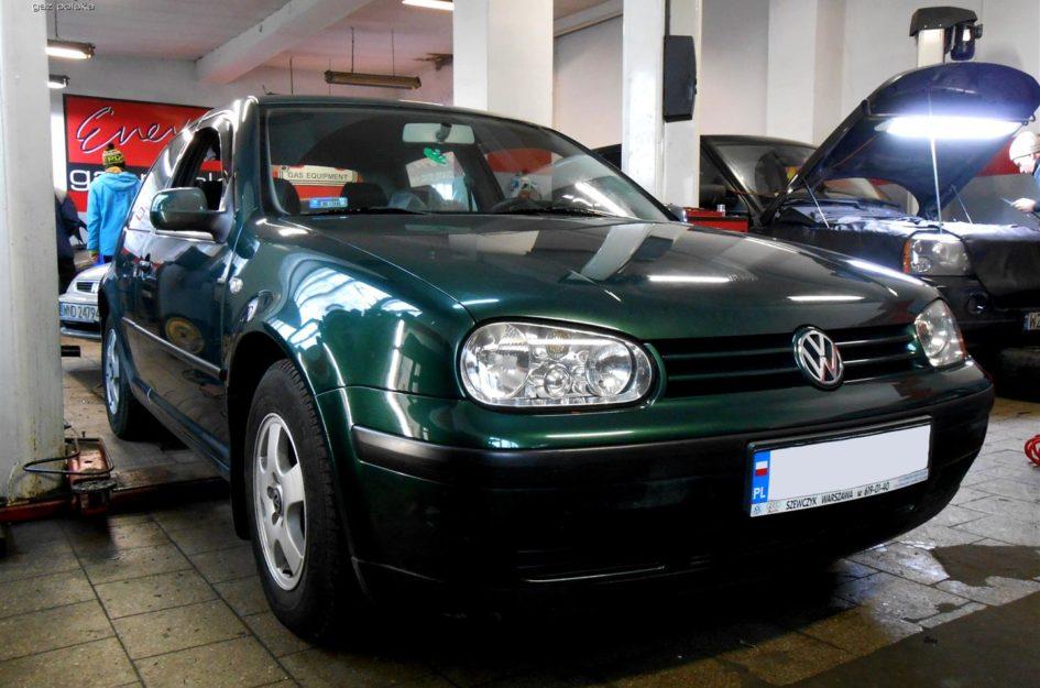 Volkswagen Golf 1.4 2000r LPG