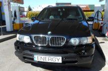 BMW X5 4.4 V8 2001r LPG