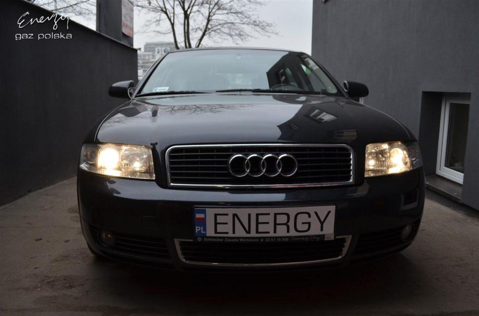 Audi A4 1.8T 2001r LPG