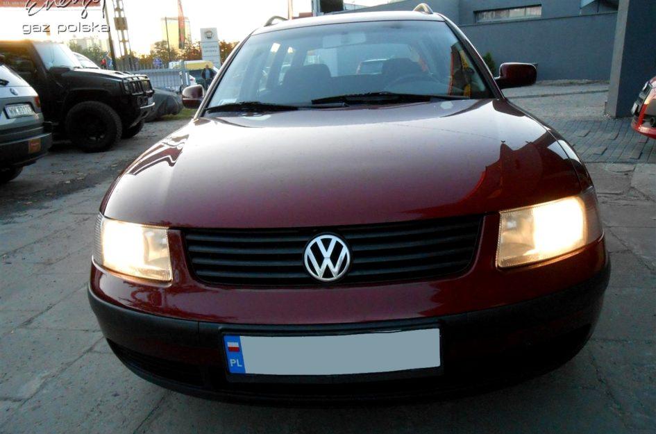Volkswagen Passat 1.8 2000r LPG