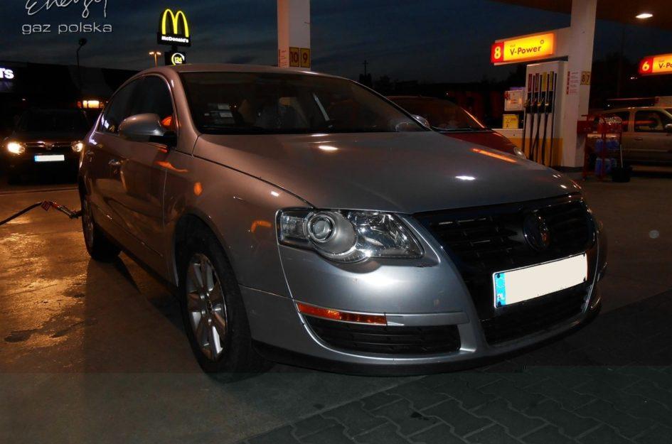 Volkswagen Passat 2.0 TFSI Turbo 2006r LPG