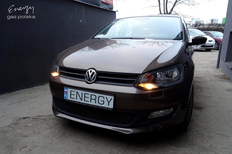 Volkswagen Polo 1.2 2012r LPG