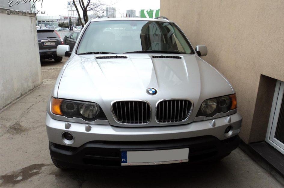 BMW X5 4.4 V8 2000r LPG