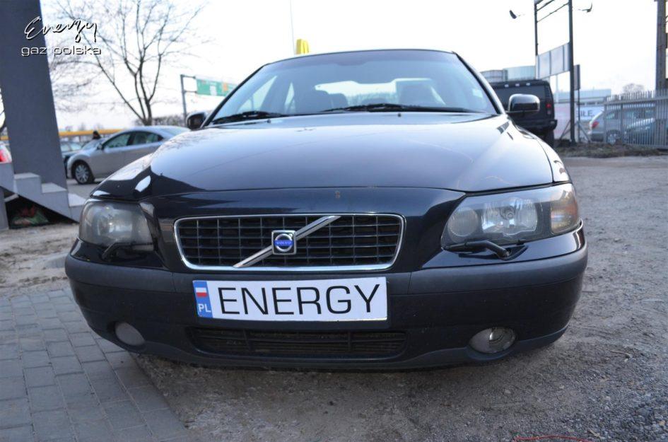 Volvo S60 2.5T 2004r LPG