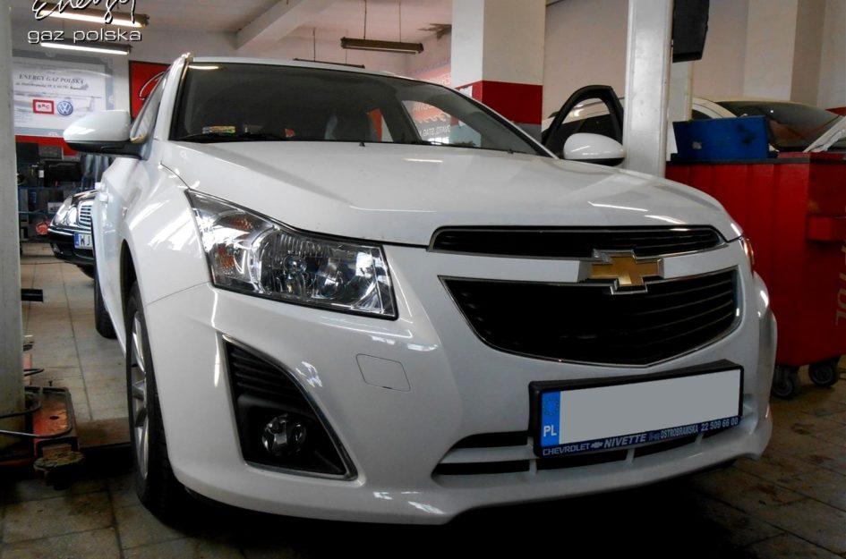 Chevrolet Cruze 1.6 2013r LPG