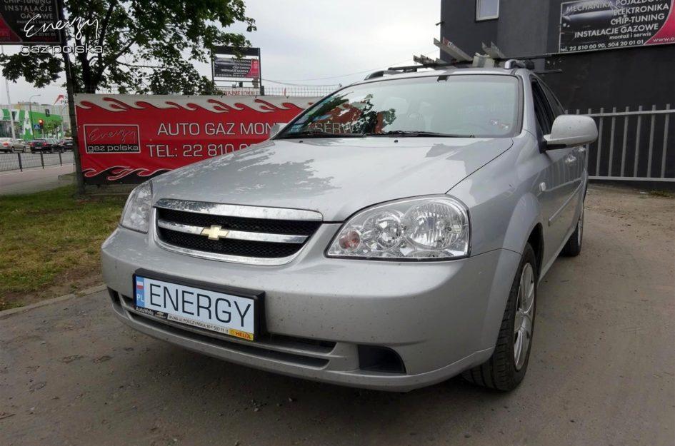 Chevrolet Lacetti 1.6 2009r LPG
