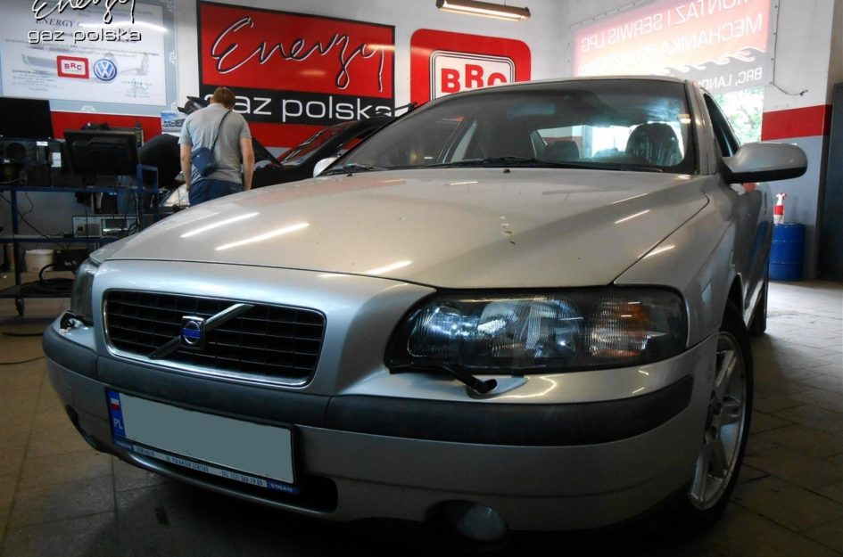 Volvo S40 2.4 2003r LPG