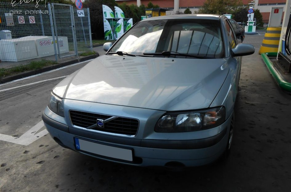 Volvo S60 2.4 2001r LPG