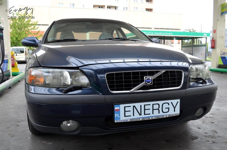 Volvo S60 2.4 2003r LPG