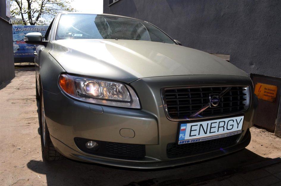 Volvo S80 3.2 2007r LPG