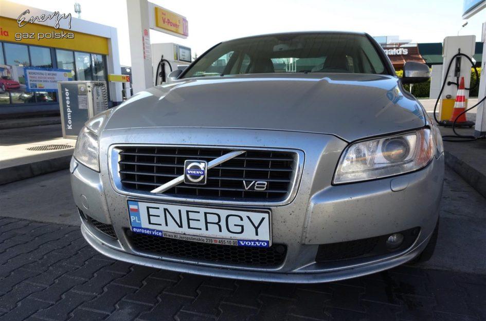 Volvo S80 4.4 V8 2007r LPG