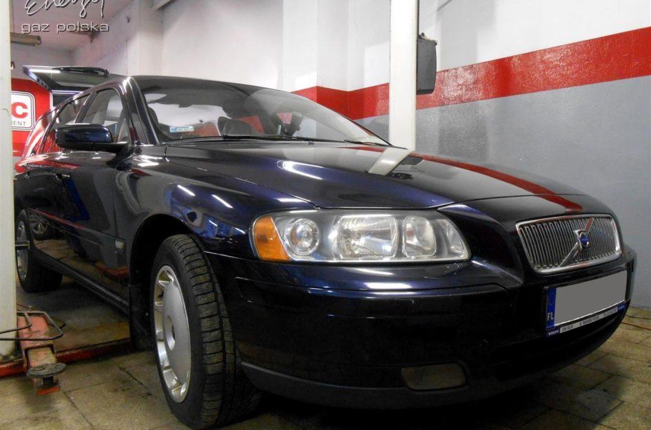 Volvo V70 2.5 2005r LPG
