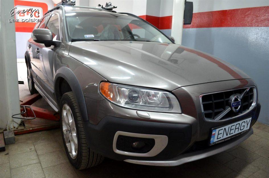Volvo XC70 3.0T 2011r LPG