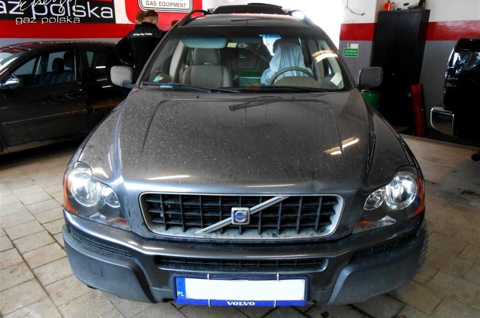 Volvo XC90 2.5T 2005r LPG