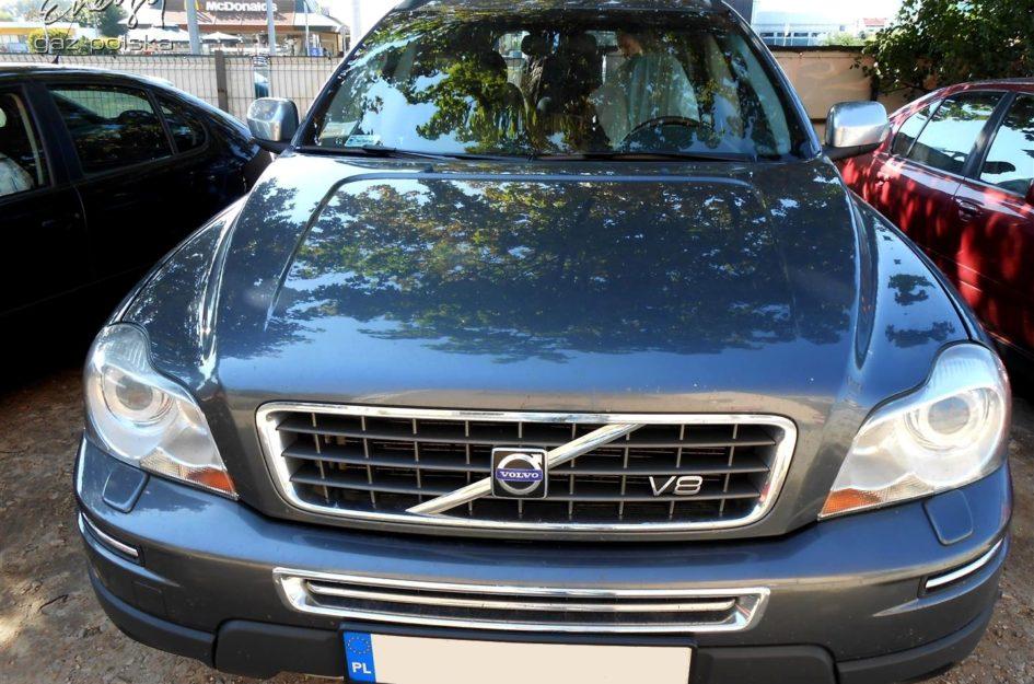 Volvo XC90 4.4 V8 2008r LPG