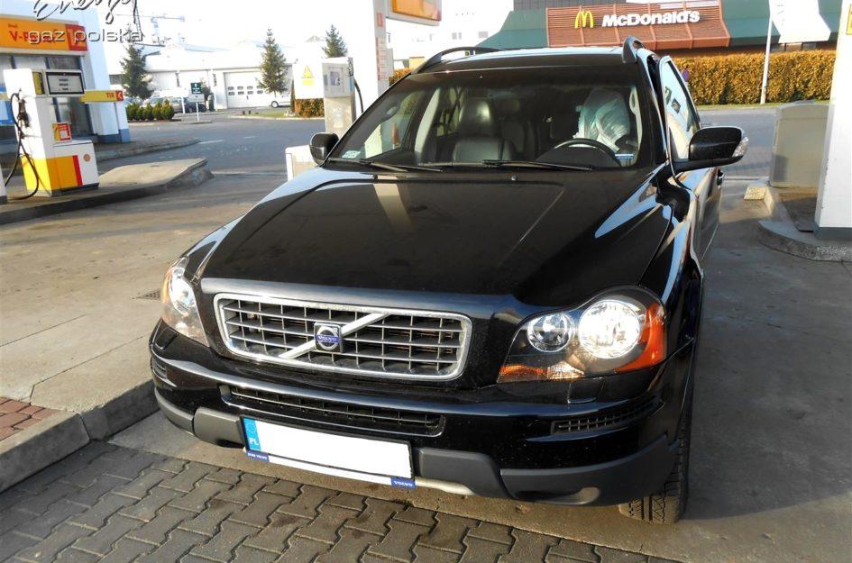 Volvo XC90 3.2 2008r LPG