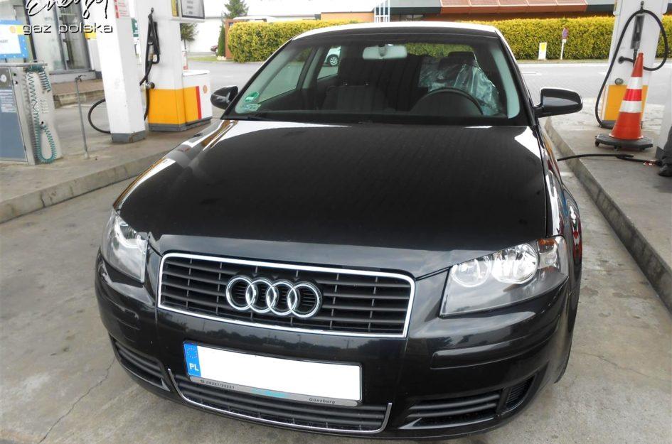 Audi A3 1.6 2003r LPG