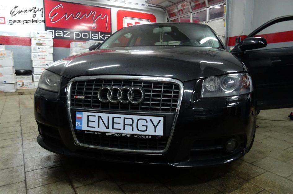 Audi A3 2.0 TFSI 2007r LPG