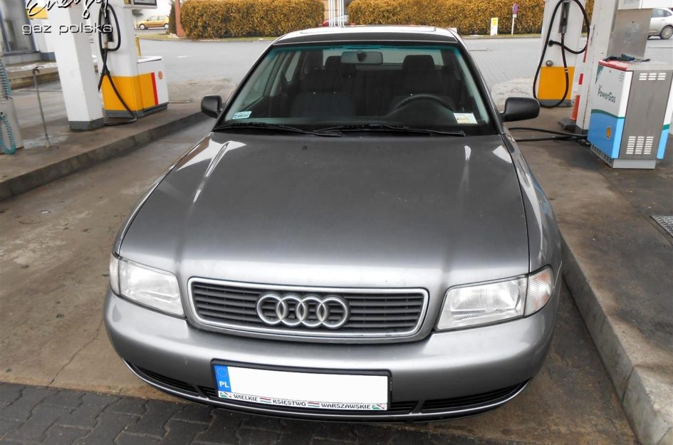 Audi A4 1.6 1995r LPG