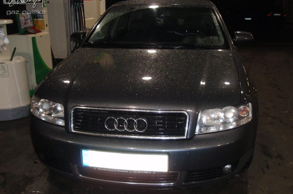 Audi A4 2.0 2000r LPG