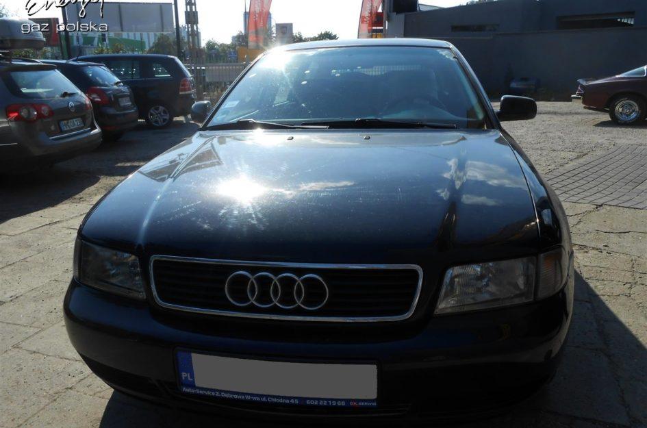 Audi A4 2.8 V6 1997r LPG