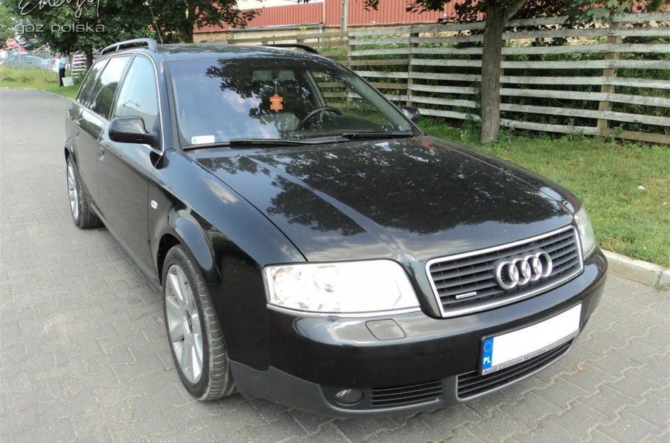 Audi A6 2.4 KAT 2000r LPG