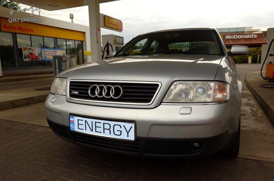 Audi A6 2.8 V6 1999r LPG