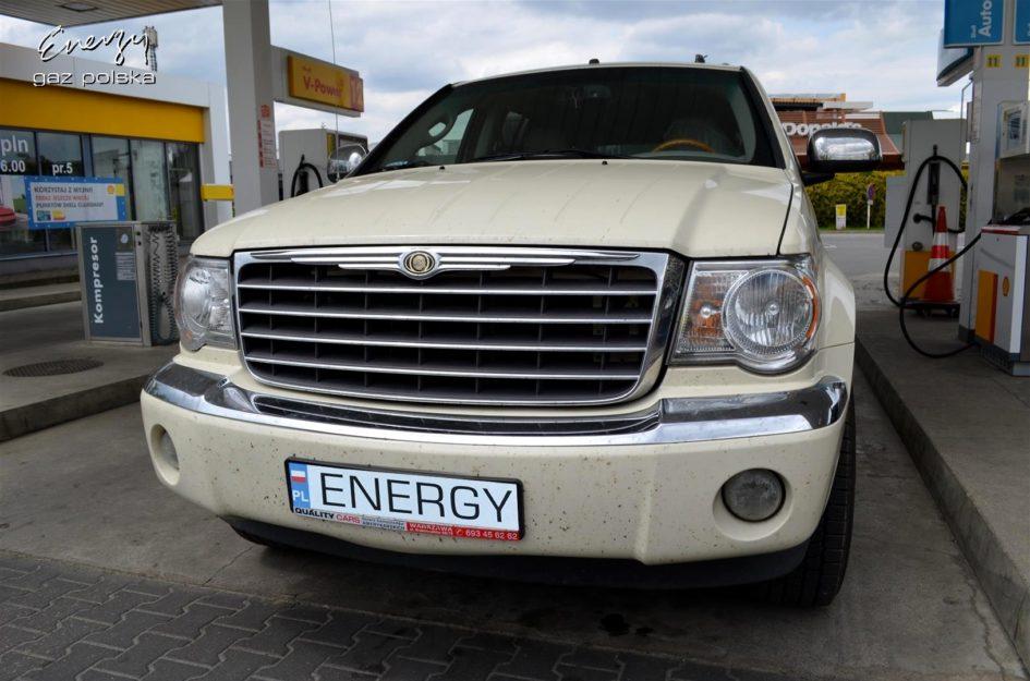 Chrysler Aspen 5.7 V8 2009r LPG
