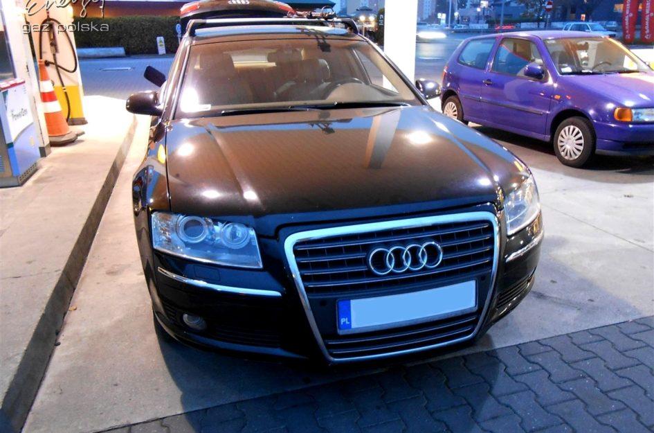 Audi A8 4.2 V8 2004r LPG