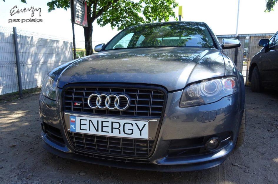 Audi S4 4.2 V8 2005r LPG